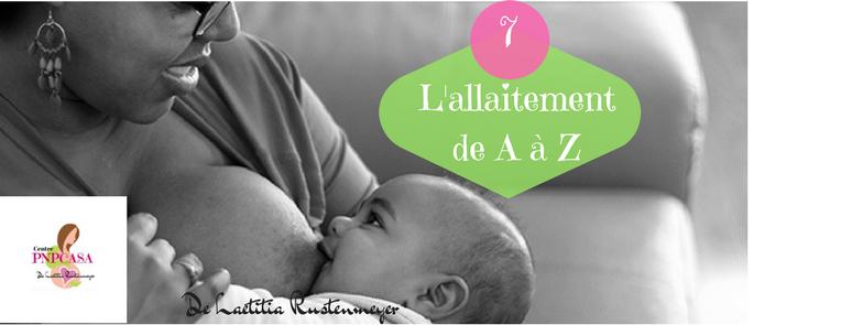 L allaitement de a a z 1